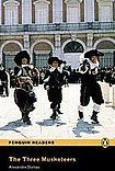 Penguin Longman Publishing Penguin Readers 2 The Three Musketeers cena od 157 Kč