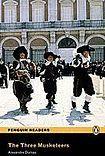 Penguin Longman Publishing Penguin Readers 2 The Three Musketeers Book + CD Pack cena od 194 Kč