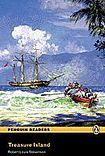 Penguin Longman Publishing Penguin Readers 2 Treasure Island cena od 160 Kč