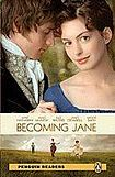 Penguin Longman Publishing Penguin Readers 3 Becoming Jane Book + MP3 Audio CD cena od 194 Kč