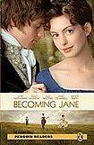 Penguin Longman Publishing Penguin Readers 3 Becoming Jane Book + MP3 Audio CD cena od 218 Kč