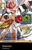 Penguin Longman Publishing Penguin Readers 3 British Life Book + MP3 Audio CD cena od 218 Kč