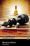 Penguin Longman Publishing Penguin Readers 3 Dangerous Game Book + MP3 Audio CD cena od 178 Kč