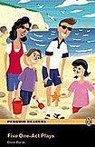 Penguin Longman Publishing Penguin Readers 3 Five one act plays Book + MP3 cena od 178 Kč
