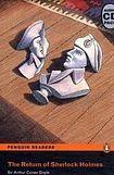 Penguin Longman Publishing Penguin Readers 3 Return of Sherlock Holmes Book + CD Pack cena od 223 Kč