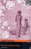 Penguin Longman Publishing Penguin Readers 3 Sense and Sensibility Book + CD Pack cena od 223 Kč