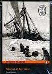 Penguin Longman Publishing Penguin Readers 3 Stories of Survival Book + MP3 Audio CD cena od 178 Kč