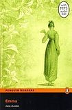 Penguin Longman Publishing Penguin Readers 4 Emma Book + MP3 audio CD cena od 252 Kč