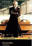 Penguin Longman Publishing Penguin Readers 4 Teacher Man Book + MP3 Audio CD cena od 188 Kč