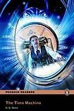 Penguin Longman Publishing Penguin Readers 4 The Time Machine Book + MP3 Audio CD cena od 191 Kč