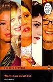 Penguin Longman Publishing Penguin Readers 4 Women in Business Book + MP3 audio CD cena od 320 Kč