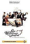 Penguin Longman Publishing Penguin Readers 5 Four Weddings and a Funeral Book + MP3 Audio CD cena od 241 Kč
