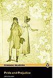 Penguin Longman Publishing Penguin Readers 5 Pride and Prejudice Book + MP3 Audio CD cena od 191 Kč