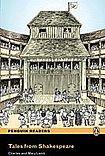 Penguin Longman Publishing Penguin Readers 5 Tales from Shakespeare Book + MP3 Audio CD cena od 209 Kč