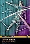 Penguin Longman Publishing Penguin Readers 5 Tales of Mystery a Imagination Book + MP3 Audio CD cena od 191 Kč