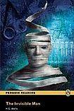 Penguin Longman Publishing Penguin Readers 5 The Invisible Man Book + CD Pack cena od 191 Kč