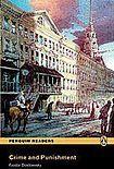 Penguin Longman Publishing Penguin Readers 6 Crime and Punishment cena od 178 Kč