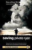 Penguin Longman Publishing Penguin Readers 6 Saving Private Ryan Book + MP3 Audio CD cena od 224 Kč