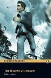 Penguin Longman Publishing Penguin Readers 6 The Bourne Ultimatum Book + MP3 Audio CD cena od 287 Kč