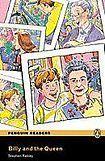 Penguin Longman Publishing Penguin Readers Easystarts Billy and the Queen Book + CD Pack cena od 163 Kč