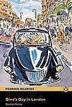 Penguin Longman Publishing Penguin Readers Easystarts Dinos Day in London Book + CD Pack cena od 163 Kč