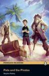 Penguin Longman Publishing Penguin Readers Easystarts Pete and the Pirates cena od 109 Kč