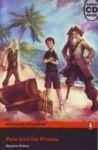 Penguin Longman Publishing Penguin Readers Easystarts Pete and the Pirates Book + CD Pack cena od 156 Kč