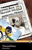 Penguin Longman Publishing Penguin Readers Easystarts The Last Photo Book + CD Pack cena od 163 Kč