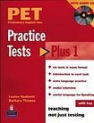 Longman PET Practice Tests Plus 1 Revised Edition Student´s Book with Answer Key and Audio CD Pack cena od 637 Kč