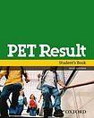 Oxford University Press PET Result! Student´s Book cena od 391 Kč