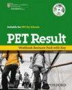 Oxford University Press PET Result! Workbook Resource Pack with key cena od 281 Kč