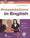 Macmillan Presentations in English Pack cena od 588 Kč