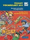 Cambridge University Press Primary Vocabulary Box cena od 872 Kč