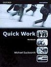 Oxford University Press Quick Work Intermediate Workbook cena od 225 Kč
