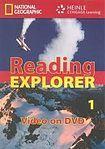Heinle READING EXPLORER 1 DVD cena od 1061 Kč