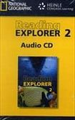 Heinle READING EXPLORER 2 CLASS AUDIO CD cena od 653 Kč