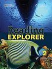 Heinle READING EXPLORER 2 STUDENT´S BOOK + CD-ROM cena od 467 Kč