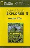 Heinle READING EXPLORER 3 CLASS AUDIO CD cena od 653 Kč
