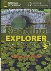 Heinle READING EXPLORER 3 DVD cena od 1095 Kč