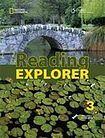 Heinle READING EXPLORER 3 STUDENT´S BOOK + CD-ROM cena od 467 Kč