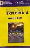 Heinle READING EXPLORER 4 CLASS AUDIO CD cena od 629 Kč