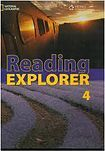 Heinle READING EXPLORER 4 STUDENT´S BOOK + CD-ROM cena od 483 Kč