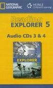 Heinle READING EXPLORER 5 CLASSROOM AUDIO CD cena od 629 Kč