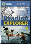 Heinle READING EXPLORER 5 DVD cena od 1108 Kč