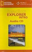 Heinle READING EXPLORER INTRO CLASSROOM AUDIO CD cena od 661 Kč