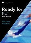 Macmillan Ready for PET (Ed. 2007) Student´s Book with Key + CDROM cena od 585 Kč