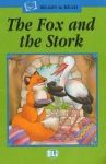 XXL obrazek ELI READY TO READ GREEN The Fox and the Stork - Book + Audio CD