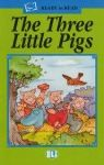 ELI READY TO READ GREEN The Three Little Pigs - Book + Audio CD cena od 124 Kč