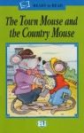 ELI READY TO READ GREEN The Town Mouse and The Country Mouse - Book + Audio CD cena od 124 Kč