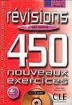 CLE International REVISIONS 450 NOUVEAUX EXERCICES: NIVEAU AVANCE cena od 385 Kč